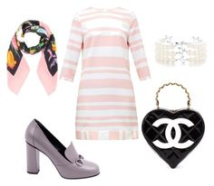 """""""Untitled #312"""" by rubysparks90 on Polyvore featuring Gucci, Ted Baker, Chanel and Tiffany & Co."""