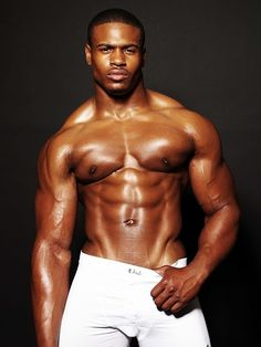 The sexiest black man alive