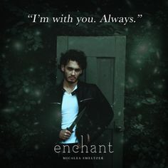 Rainy Days and Pajamas: Teasers & Giveaway: Enchant by Micalea Smeltzer