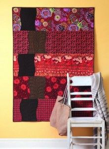 Super Quick Baby Quilt  | Learn to Sew Easy Curves  | by Jen Eskridge