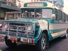 Old Dodge Bus Old School Bus, School Buses, Retro Bus, Bus Stop, Busses, Plymouth, Motorhome, Cars And Motorcycles, Volkswagen