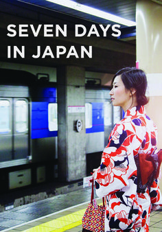 Not sure what to see and do in Japan? We've mapped out a seven-day itinerary that takes you from Tokyo's neon-lit streets to Kyoto's temple-studded hills via hot springs and robot cabaret bars.