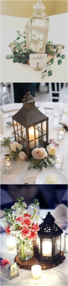 143 best lantern wedding centerpieces images in 2019 wedding rh pinterest com