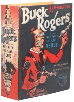 Scoop - Where the Magic of Collecting Comes Alive! - Space Heroes - Buck Rogers