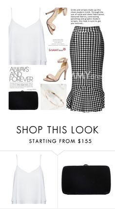 """""""Sammydress 19/2"""" by merima-kopic ❤ liked on Polyvore featuring Alice + Olivia, Sergio Rossi, Lipsy, women's clothing, women, female, woman, misses, juniors and sammydress"""