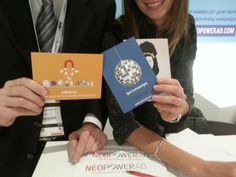 Neomobile at IAB forum Milan with our brand new promo-cards - & Slot, Milan, Playing Cards, Community, Events, App, Playing Card Games, Apps, Game Cards