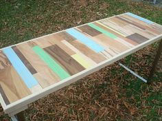 Etsy find...super cool dining tables