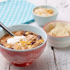 Trisha's Chicken Tortilla Soup By Trisha Yearwood