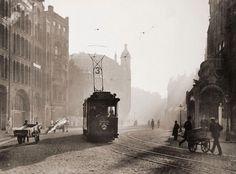 Bernard F. Eilers, Raadhuisstraat, Amsterdam, 1910s.