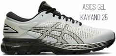 online shopping for ASICS Men's Gel-Kayano 25 Running Shoes, Glacier Grey/Black from top store. See new offer for ASICS Men's Gel-Kayano 25 Running Shoes, Glacier Grey/Black Running Shoe Reviews, Best Running Shoes, Suede Shoes, Men's Shoes, Beige Blonde, Asics Men, Calf Muscles, Cycling Shoes, Western Boots