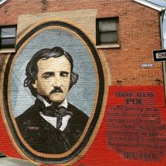 Exploring Edgar Allan Poe's house in Philly