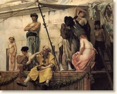 How to Keep a Slave    in Ancient Rome, 170 BC