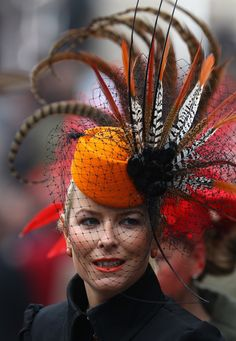 Stand out from the crowd at The Cheltenham Festival 2013!