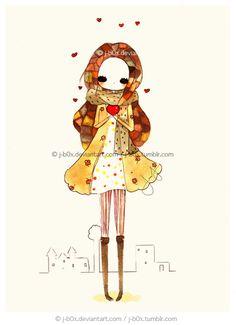 Filled with Love by j-b0x.deviantart.com on @DeviantArt
