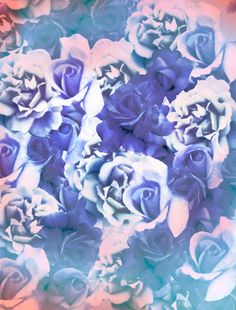 Pastel Rose by Amy Sia http://society6.com/product/pastel-rose-n8p_print#1=45