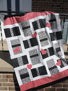 Curlytop Quilts, love this so much makes me want to take up quilting!!!!!
