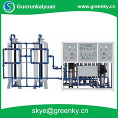Drinking Water RO Filter System / Water Treatment Machine / Purification Plant
