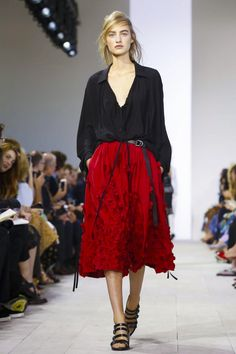Look 3 - Michael Kors Ready To Wear Spring Summer 2016 New York - NOWFASHION