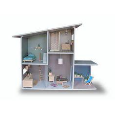 Maison de poupée design - Côté Guiguette