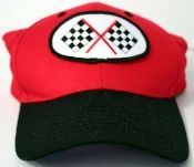 Checkered flag ballcap! #Indy500