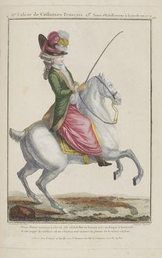 Diary of a Mantua Maker: Riding Habit