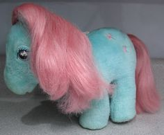 My Little Pony Plush - Bow Tie --Had this exact one!!