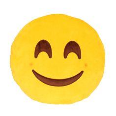 Office Great For Home 1 x 30cm Emoji // Emotion Cushion Pr 8 Assorted Designs