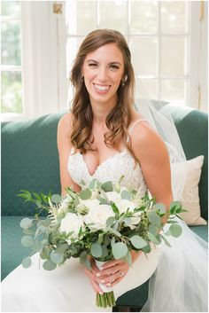 bride smiles holding bouquet of ivory roses   Summer wedding at the Inn at Fernbrook Farms with classic details photographed by NJ wedding photographer Idalia Photography. See more ideas here for a classic summer wedding! #IdaliaPhotography #TheInnAtFernbrookFarmsWedding #ClassicWedding Farm Wedding, Summer Wedding, Wedding Morning, Farm Photography, What A Beautiful Day, Wedding Bouquets, Wedding Dresses, Ivory Roses, Natural Light Photographer