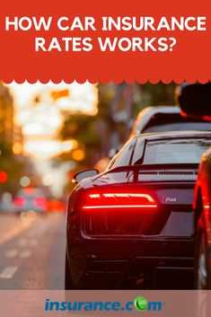 Your car insurance rates aren't an accident. They take into consideration many car insurance factors. Shop Insurance, Car Insurance Rates, Best Car Insurance, Insurance Quotes, 5 Things, Things To Know, Getting Car Insurance, Buying New Car