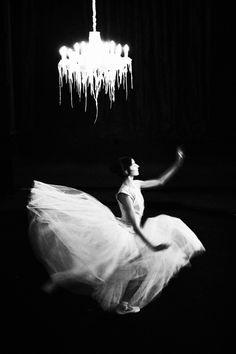 Saatchi Online Artist: Ramtin Zanjani; Black & White, 2012, Photography Dancer in the Dark