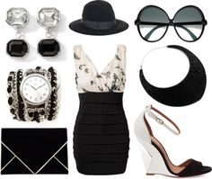 """""""There is Light in the Dark"""" by prettywildthing on Polyvore"""
