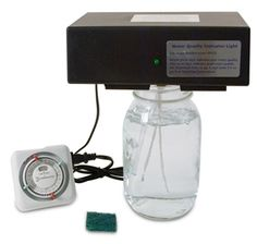 EASY WAY TO MAKE YOUR OWN COLLOIDAL SILVER -- Now, you can make your own absolutely awesome, therapeutic-quality colloidal silver for about 36 cents a quart (no kidding!) ...with a brand new Micro-Particle Colloidal Silver Generator from www.TheSilverEdge.com!  You'll never again have to pay greedy health food store or internet vendors up to thirty dollars for a tiny four-ounce bottle of colloidal silver!
