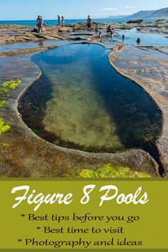 ✅ Figure 8 Pools Royal National Park - Sydney, Australia: Swimming in the pools, tips before you go, best time to visit! #figure8pools #sydney