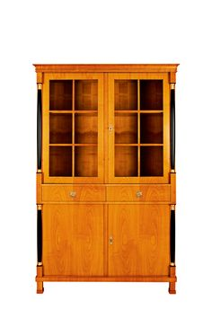 Gaisbauer Classical China Cabinet, Bookcase, Storage, Furniture, Home Decor, Timber Wood, Purse Storage, Decoration Home, Chinese Cabinet