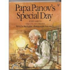 Papa Panov's Special Day - I heard this story recently and found myself in tears. It's going to become a staple in my home. Who would have thought. Thank you Tolstoy.