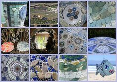 How to make an original and long lasting mosaic. PART ONE>How to Mosaic and make beautiful objects for home and garden