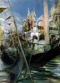 Venezia di Giovanni Boldini