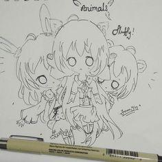 #anime #manga #chibi #neko #fox #maid #cafe #kawaii #art #copicmarkers #copic #outline #colours #micronpens #nya #drawing #sketch #sketchbook #nekogirl #catgirl #cat #bear #rabbit #usagi #rabbitgirl #animals #animallover #random #bored by mangaxart http://www.australiaunwrapped.com/