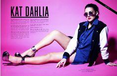 Kat Dahlia for Women in Fashion