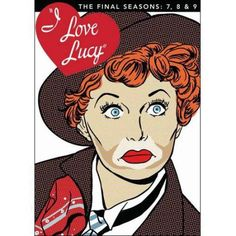 I LOVE LUCY-FINAL 7TH 8TH & 9TH SEASONS (DVD) (4DISCS) - Walmart.com