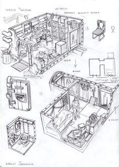 room by TugoDoomER on DeviantArt