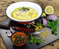 Αργυρώ Μπαρμπαρίγου: Φάβα του Αιγαίου! - Fay's book Ramen, Ethnic Recipes, Food, Essen, Meals, Yemek, Eten