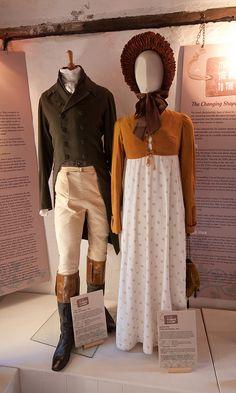 Pride and Prejudice costumes