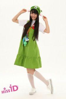 寺嶋由芙▽MissiD2014 Idol, Summer Dresses, Style, Fashion, Swag, Moda, Summer Sundresses, Fashion Styles, Fashion Illustrations