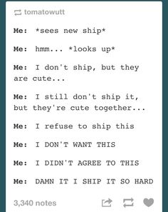 Seriously. It happens just like this. When you live in the Internet, tThe OTP chooses you