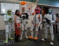 EPBOT- Muppet Storm Troopers