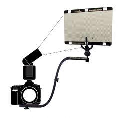 Brazo reflector Sunbounce Bounce-Wall Kit BWS-B410 89,99 €  IVA incluido
