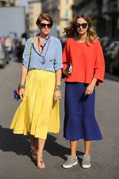 Ciao, Bella! These Street Style Snaps from Milan Fashion Week Are Your New Fall-Wardrobe Inspiration