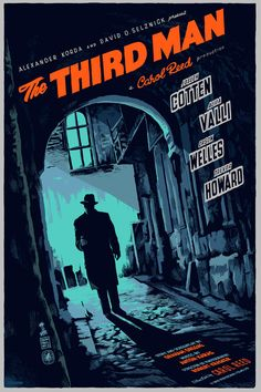 Module A. Elective 1. After the Bomb. 'The Third Man'. Film. Pulp novelist Holly Martins travels to shadowy, postwar Vienna, only to find himself investigating the mysterious death of an old friend, black-market opportunist Harry Lime.