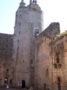 Chateau du Najac